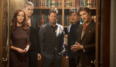 "TV: Prepare-se para o regresso de ""The Librarians"""