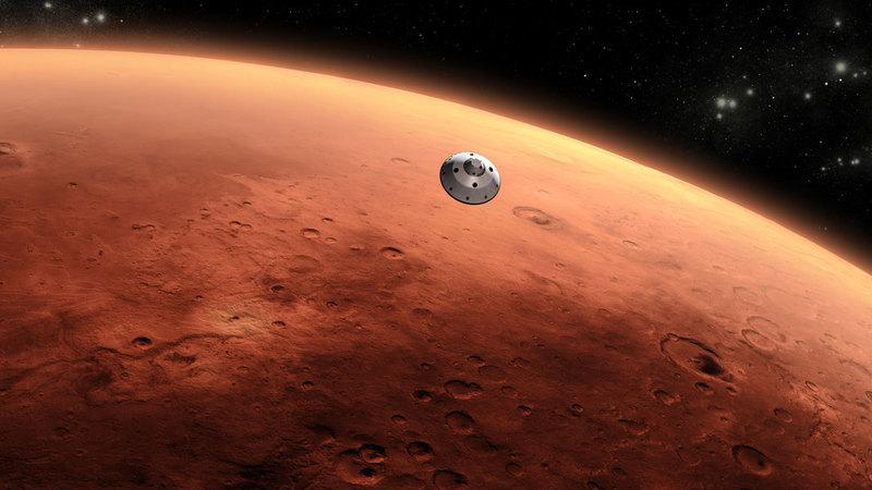 Marte pode ter oxigénio suficiente para suportar vida mas ainda é impróprio para humanos