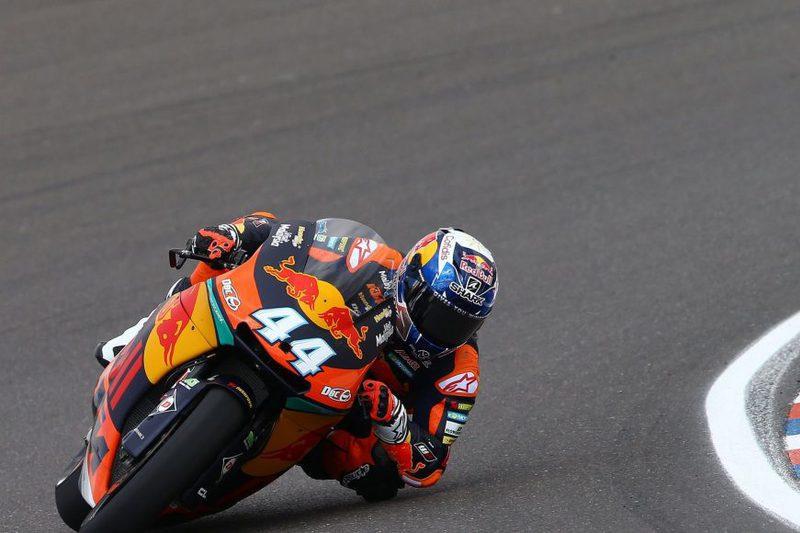 Miguel Oliveira parte da quarta posição para o GP de Assen