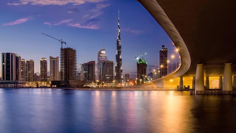 Vamos dar uma voltinha até ao Dubai?