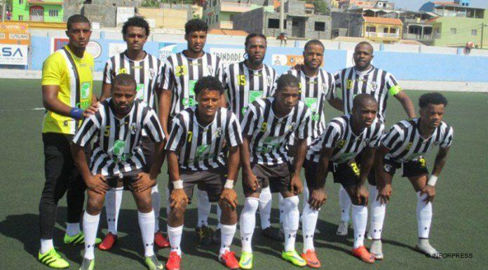 Futebol/Cabo Verde: Botafogo goleia Baxada e reassume liderança no Fogo