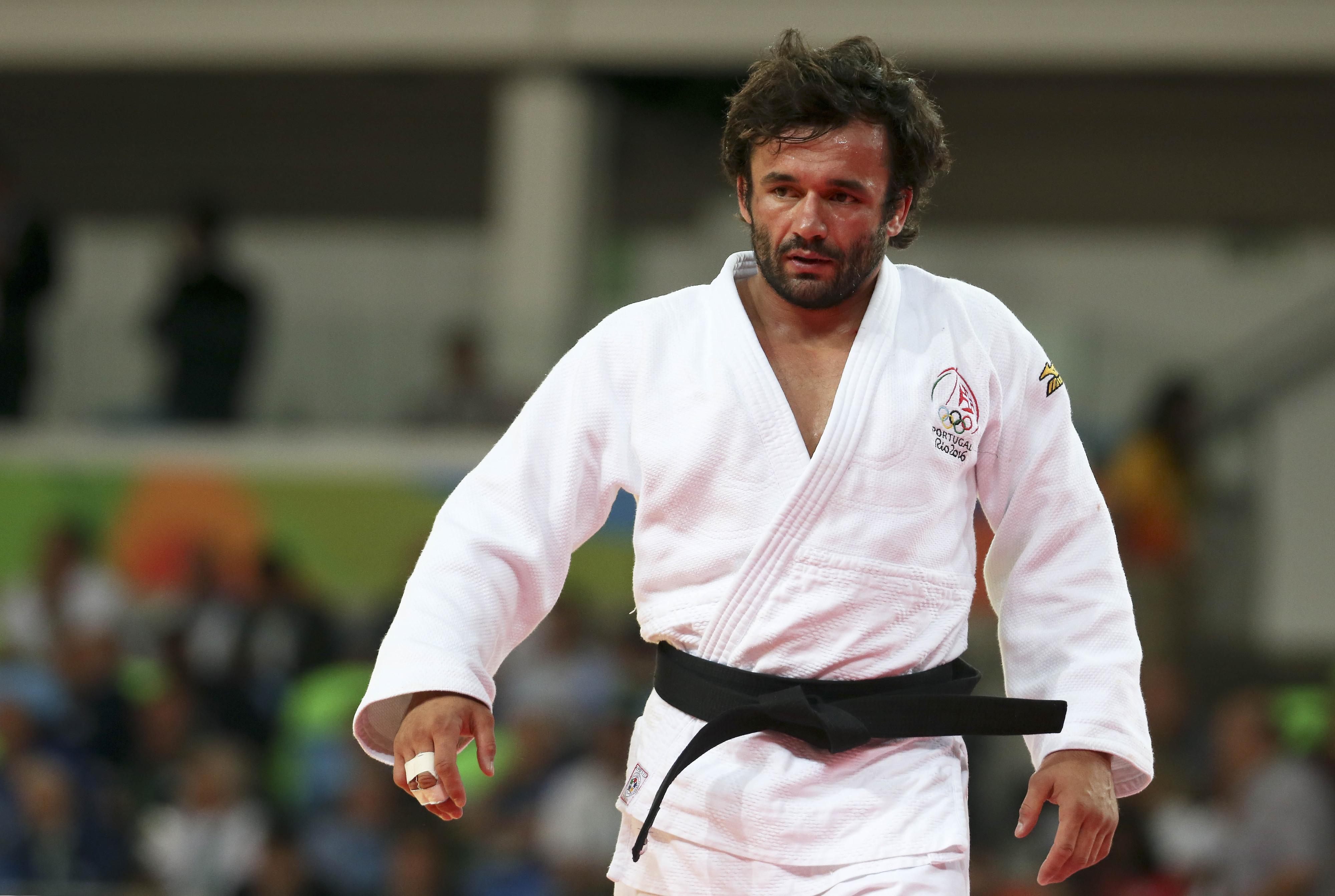 Judocas portugueses eliminados no primeiro dia do Grand Slam de Dusseldorf