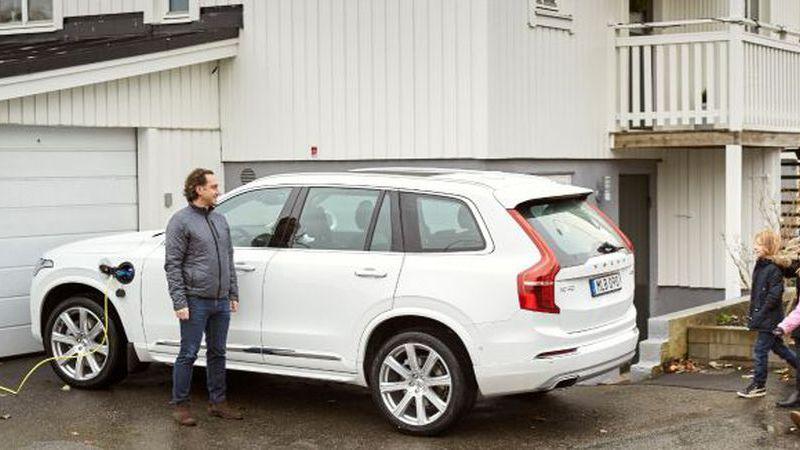 Volvo inicia nova etapa nas tecnologias de condução autónoma