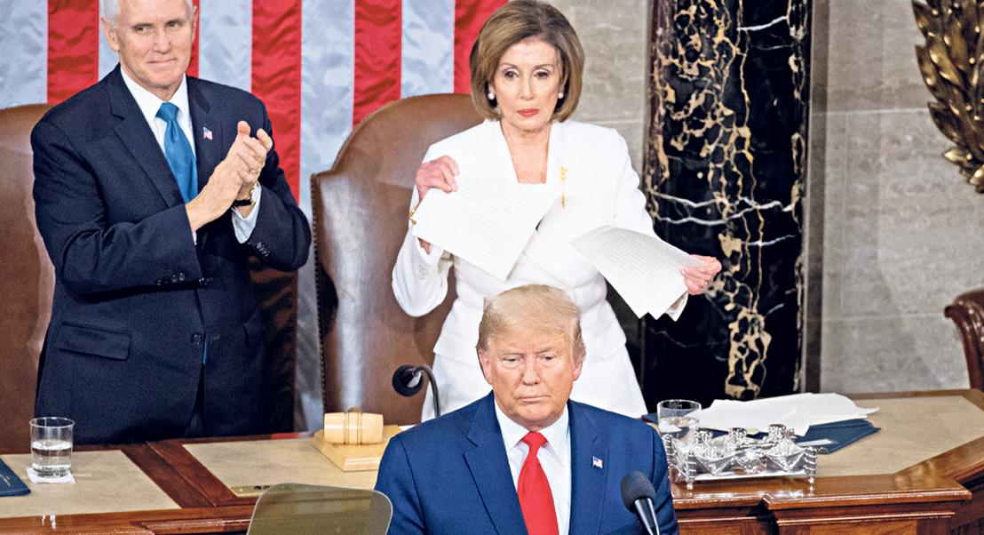 Ano louco em Washington com início da corrida às presidencias de 3 de novembro