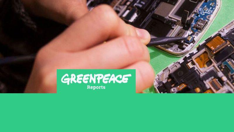 """Greenpeace atualiza lista das tecnológicas mais verdes e põe várias """"no vermelho"""""""