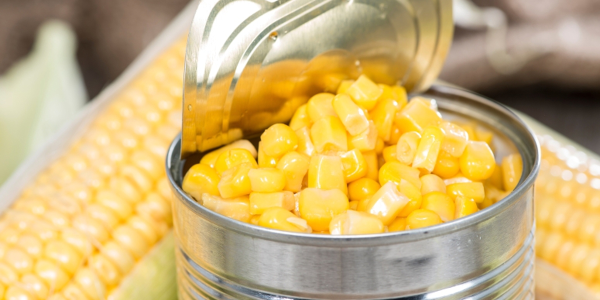 Кукуруза в банках для похудения
