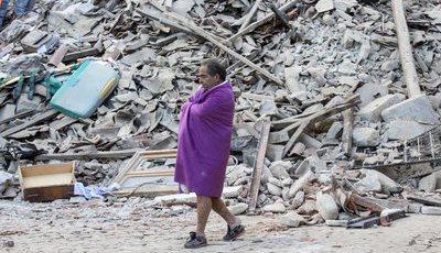 Portuguesa em Itália conta pânico vivido durante o sismo