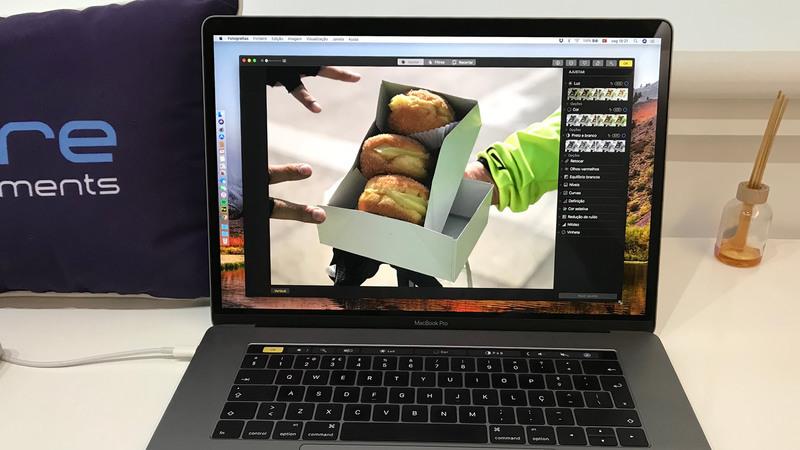 Como editar fotos no seu Mac