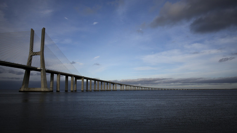 A ponte que trouxe a corvina de volta ao Tejo