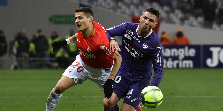 Rony Lopes bisa, mas Mónaco marca passo frente ao Toulouse