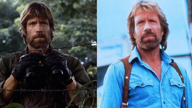 Chuck Norris está de volta: Os 10 filmes a não perder do rei da porrada