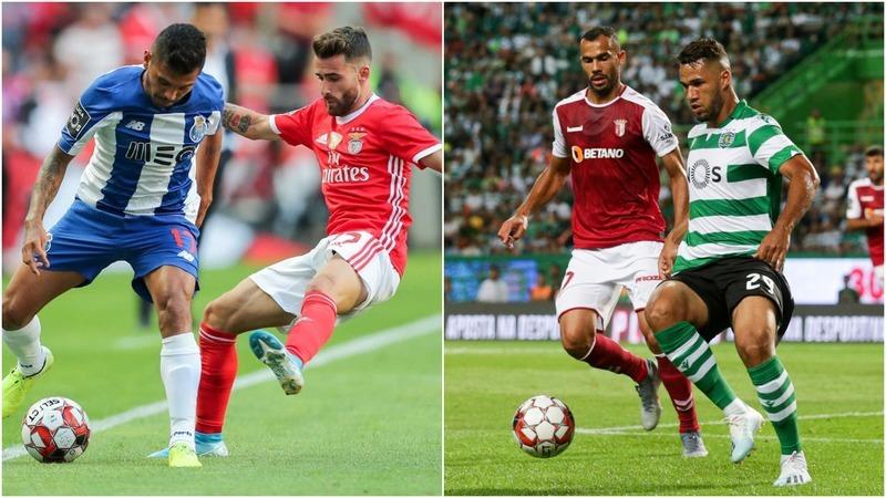 Ainda se lembra desta edição da I Liga? Benfica perdeu força em 2020 e entregou 'trono' ao FC Porto. Sporting e Braga em luta acesa