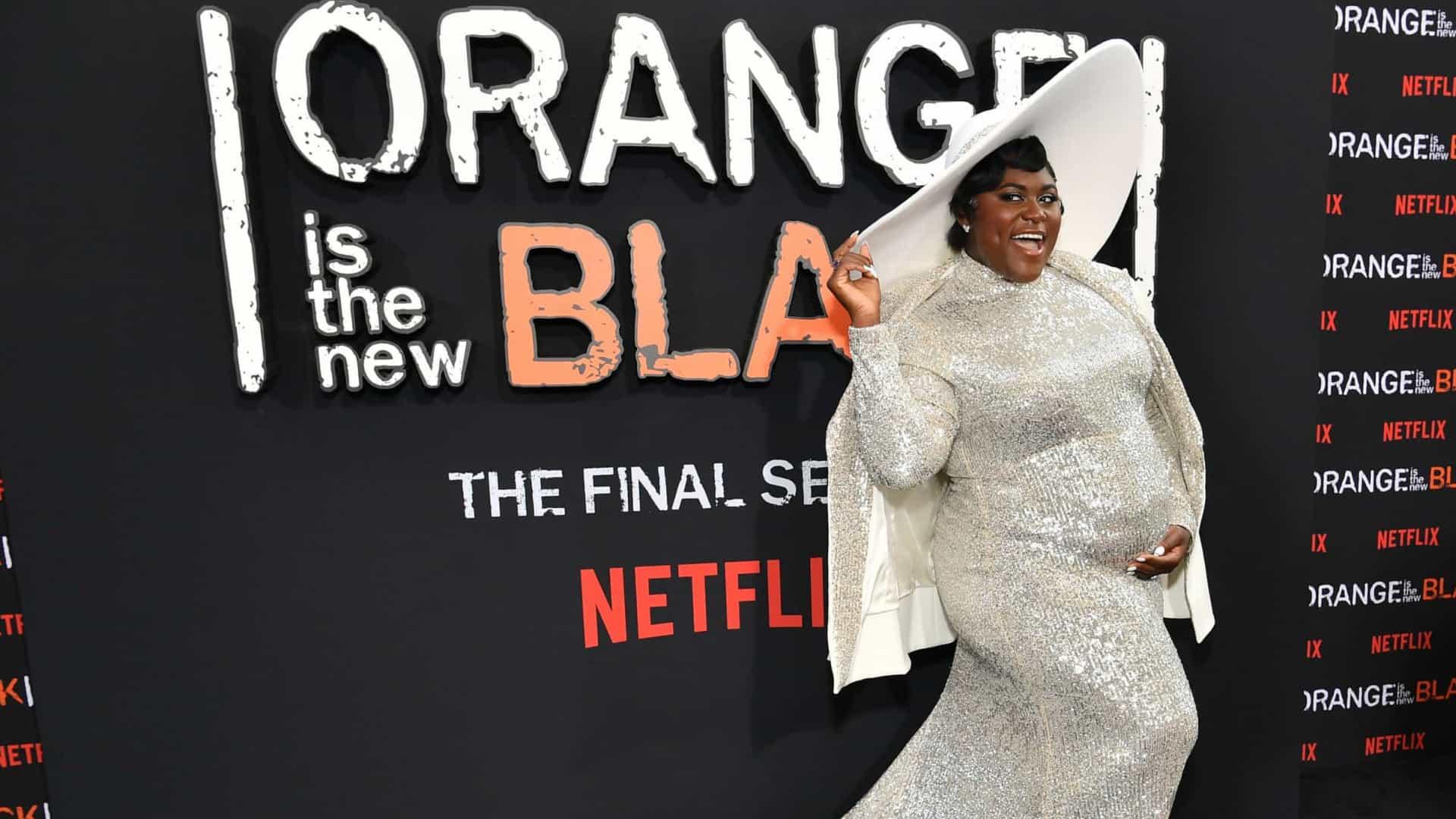 Danielle Brooks, atriz de 'Orange Is The New Black', já é mãe