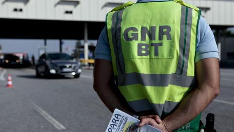 GNR cumpre quinta fase da operação Hermes de sexta-feira a domingo