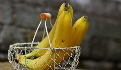 Os benefícios da banana: energia para o dia