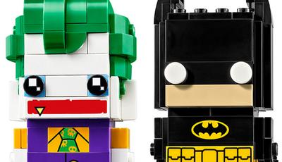 LEGO lança Brickheadz