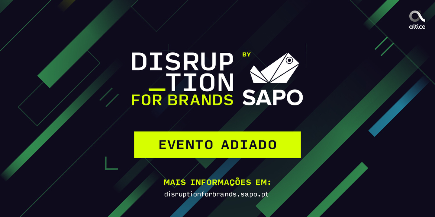 Disruption For Brands by SAPO