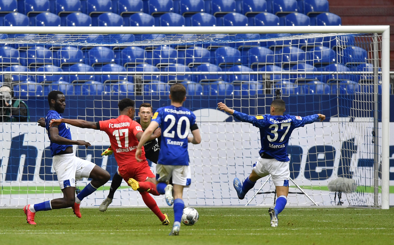 Bundesliga: Seis jogos depois, Augsburgo volta a vencer