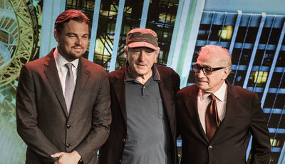 Martin Scorsese junta DiCaprio e De Niro para o primeiro western da carreira