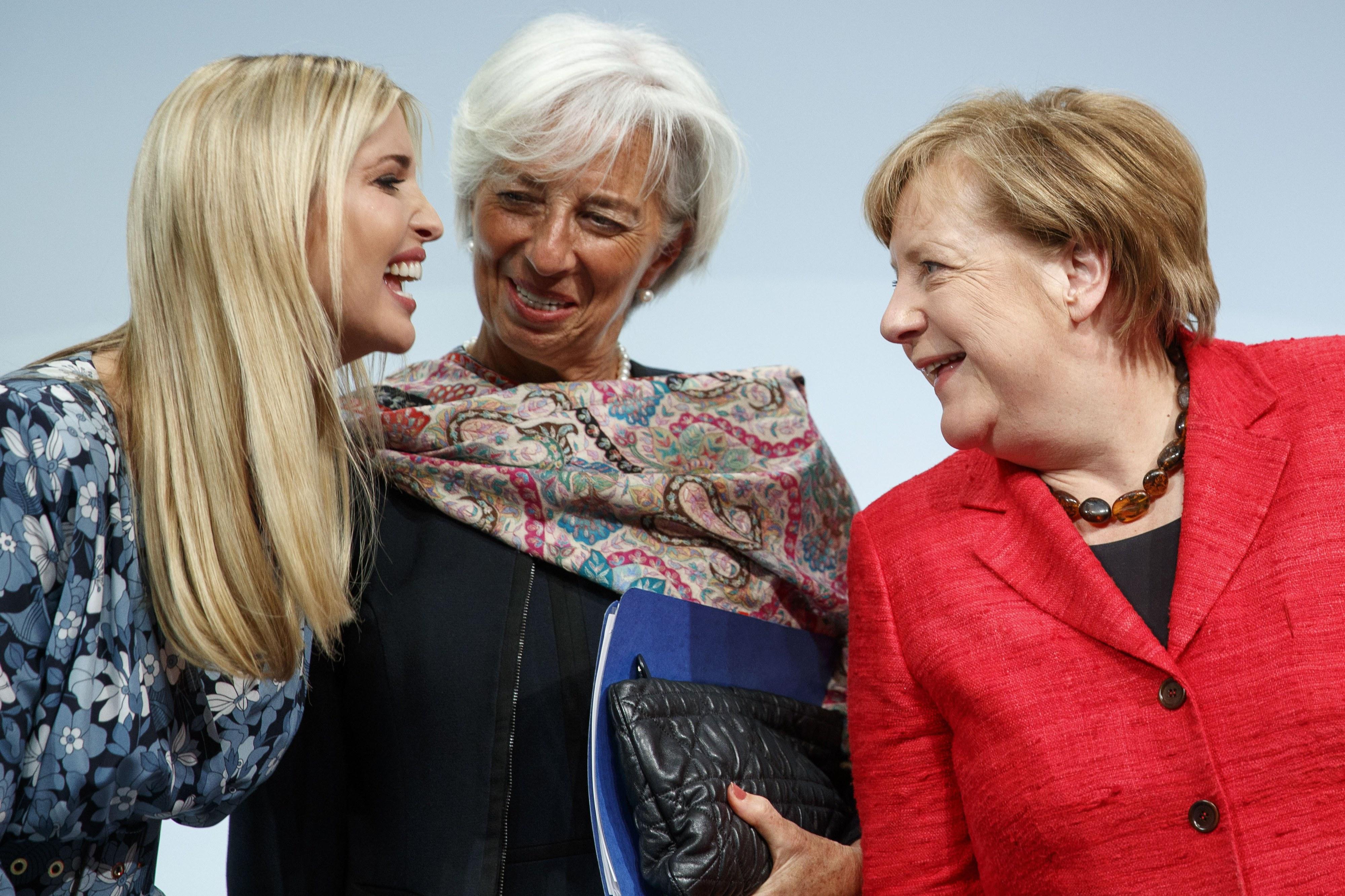 Angela Merkel defenderá no G20  facilidades de acesso ao crédito para mulheres