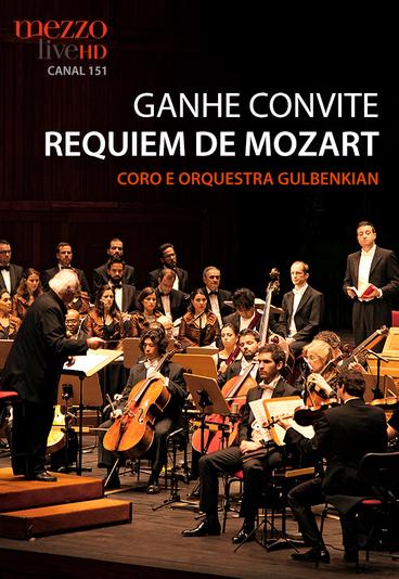 Ganhe convites para assistir ao Requiem de Mozart