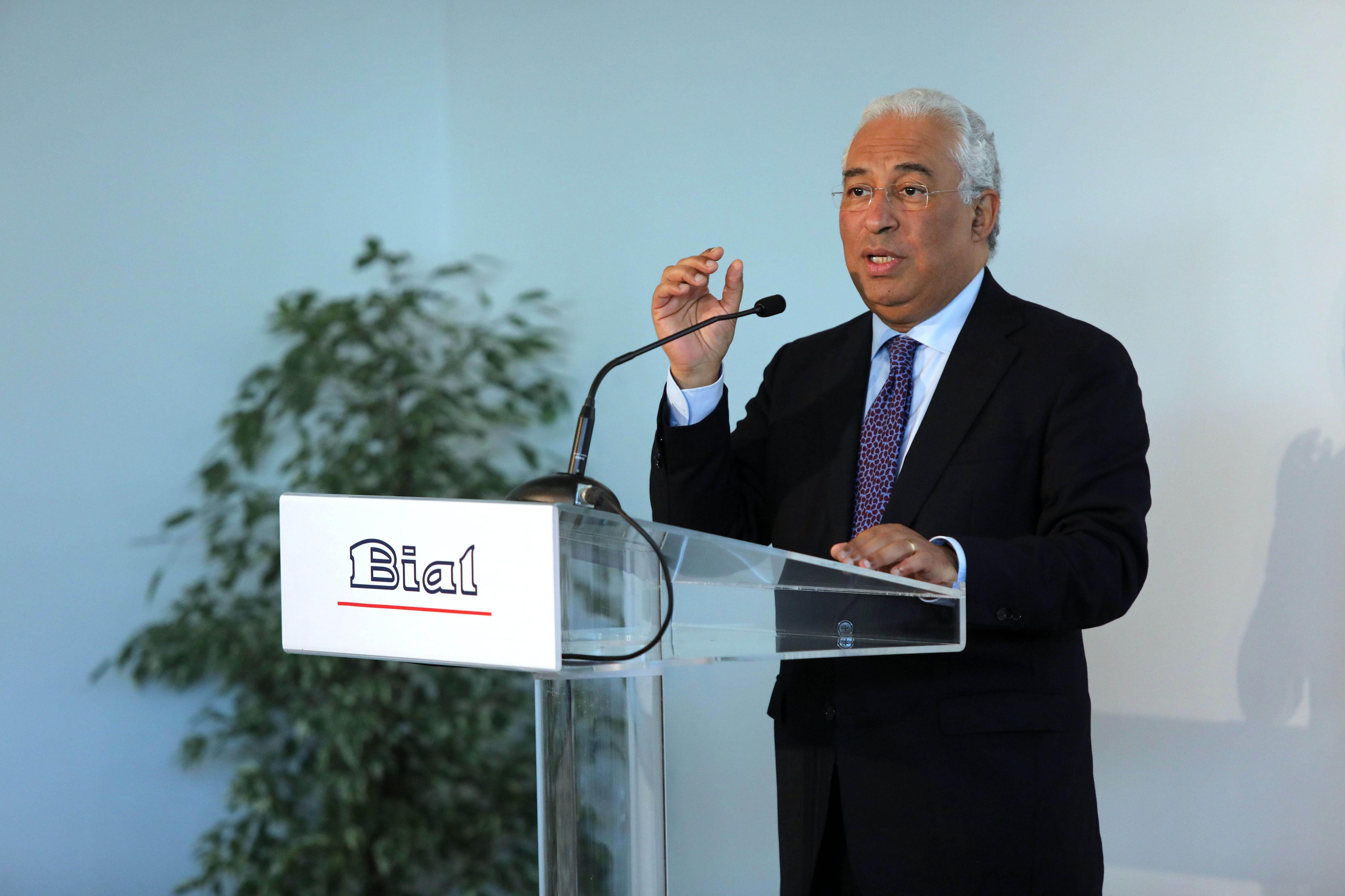 Estado e Bial assinam contrato de investimento no valor de 37,4 milhões de euros