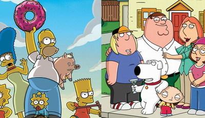 """Um regresso, uma estreia: """"Os Simpsons"""" e """"Family Guy"""" a caminho do cinema"""