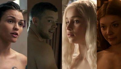 """De """"A Guerra dos Tronos"""" a """"O Sexo e a Cidade"""": as séries recordistas em cenas de nudez"""