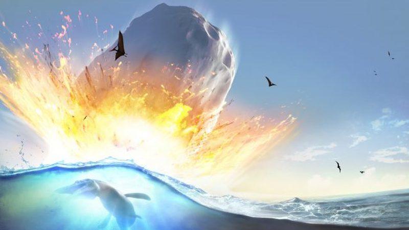 Asteroide que colidiu com a Terra há 2,2 mil milhões de anos iniciou o degelo