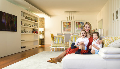 """Andreia Paes Vasconcelos: """"É possível ser feliz tendo um filho com trissomia 21"""""""