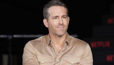 Ryan Reynolds apanha grande susto e quase é 'esmagado' por fãs