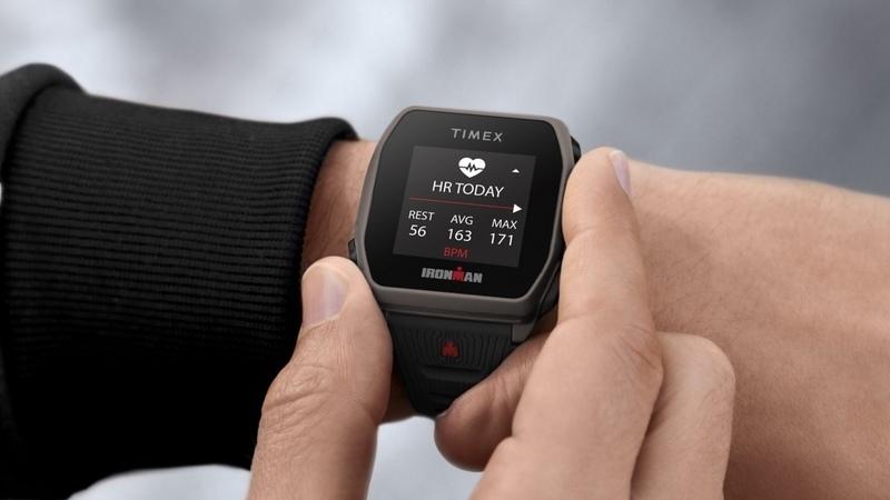 Novo smartwatch da Timex tem uma autonomia de 25 dias