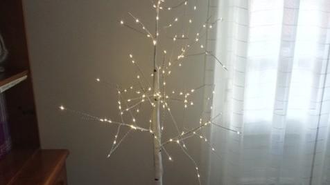 Já está... a Árvore de Natal minimalista!