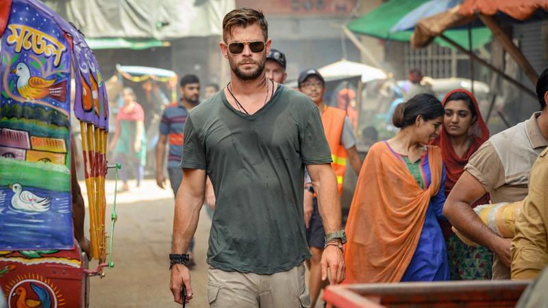 Chris Hemsworth volta à ação: novo filme para a Netflix chega a 24 de abril