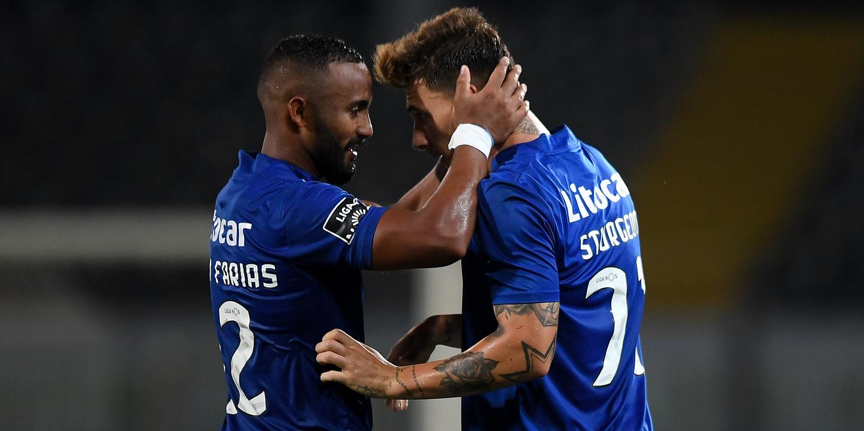 Vitória de Guimarães soma segunda derrota consecutiva
