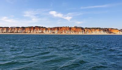 Esta é a primeira fotografia de vista panorâmica de toda a Costa Portuguesa, com 943 quilómetros