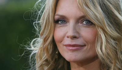 Michelle Pfeiffer continua a ter os olhos mais belos de Hollywood