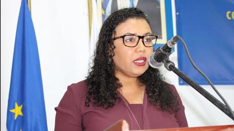 Ministra da Justiça reitera engajamento do Governo para que haja mais eficácia no funcionamento da Justiça