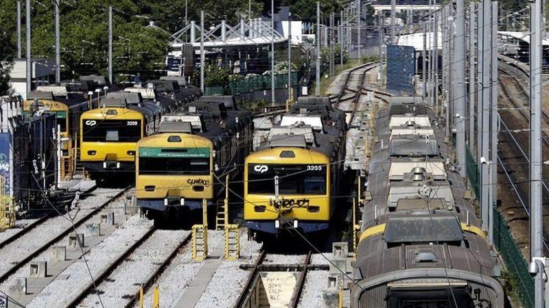 CP suprime mais de 20 comboios no Natal e Ano Novo devido a baixa procura