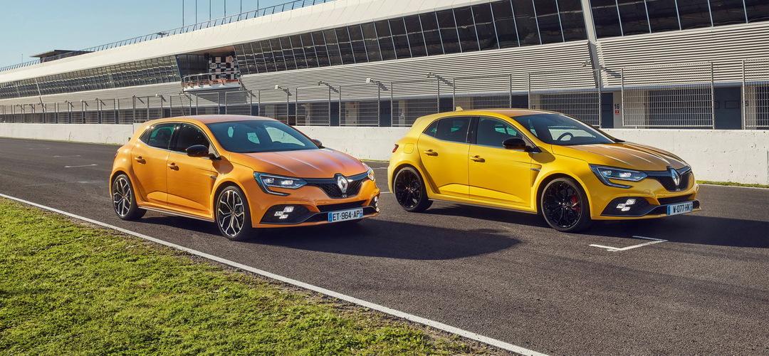 Novo Renault Mégane R.S. ao detalhe em 132 imagens
