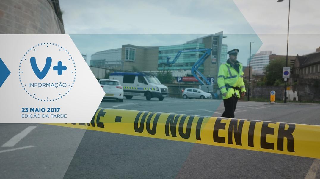Estado Islâmico reivindica ataque em Manchester