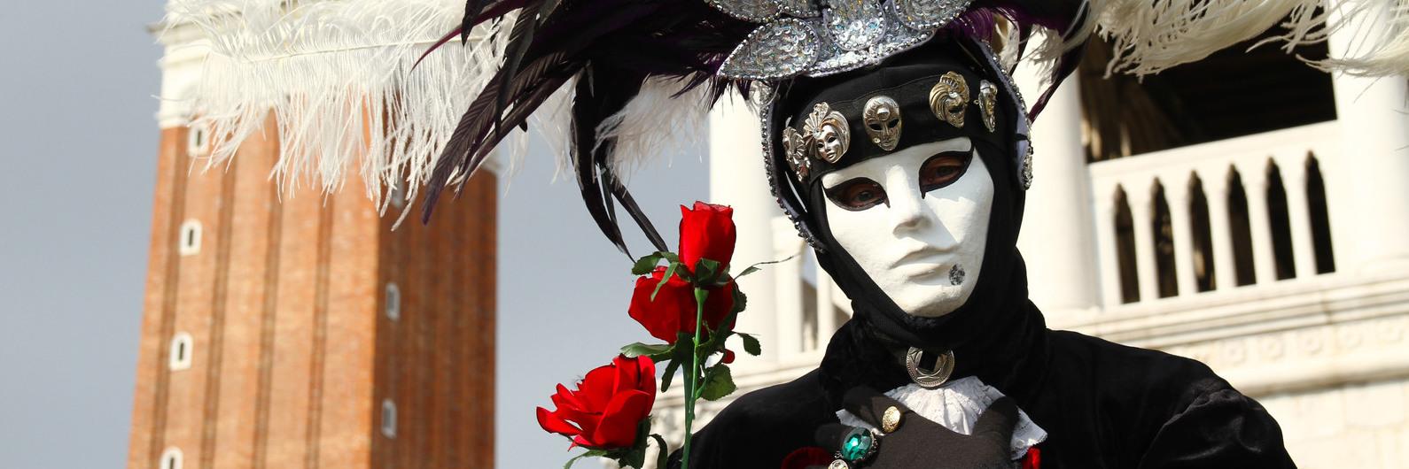 Sabia que pode participar no Carnaval de Veneza (e é grátis)?