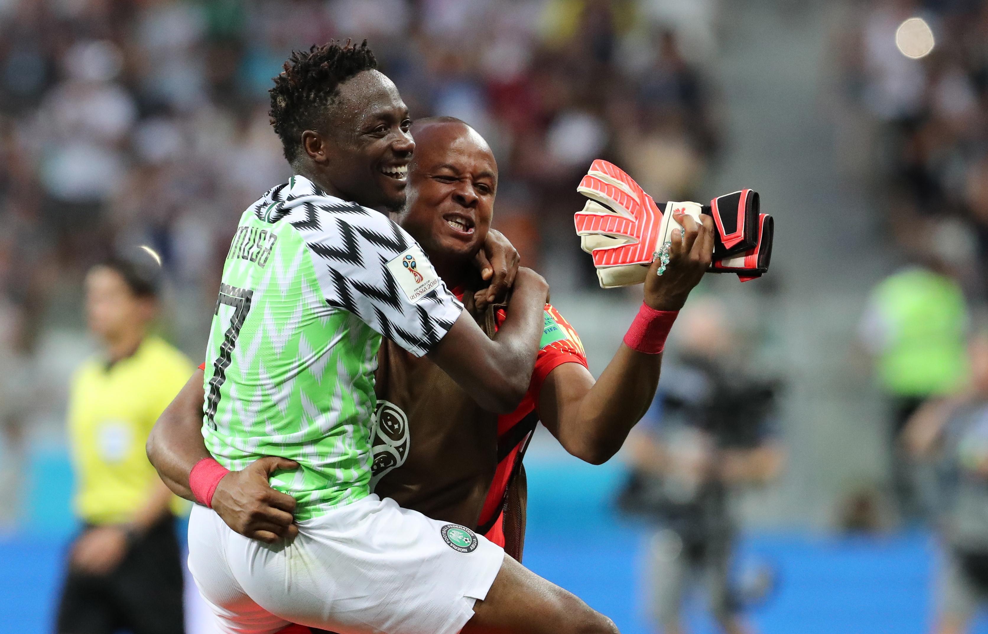 Os números do Nigéria-Islândia: Musa foi a inspiração das 'Super Águias'