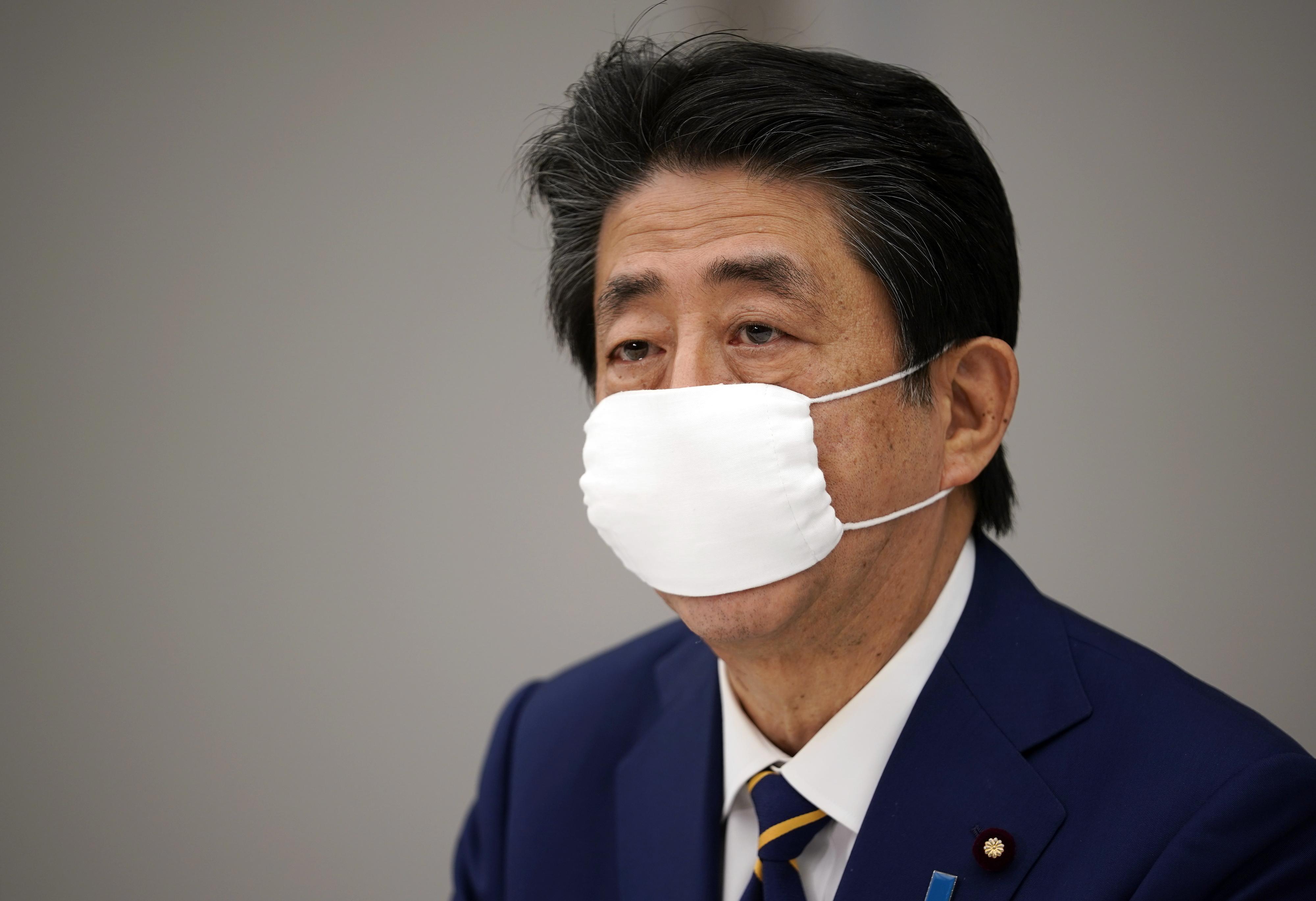 Japão declara estado de emergência para sete regiões incluindo Tóquio