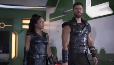 """""""Thor: Ragnarok"""" foi """"eleito"""" o filme mais gay da Marvel"""