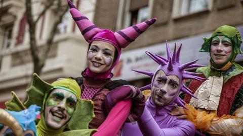 Carnaval 2016: música e cor no mundo inteiro