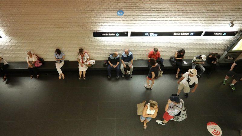 Metro de Lisboa adjudica concurso para compra de 42 carruagens e sistema de sinalização