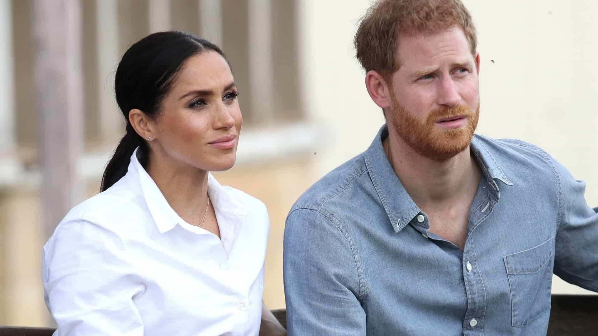 Deixar de viver em Inglaterra? Príncipe Harry comenta possibilidade