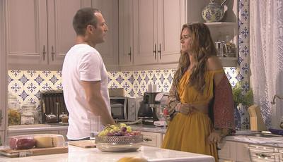 Em breve em 'Alma e Coração': Diana trai João com Rodrigo