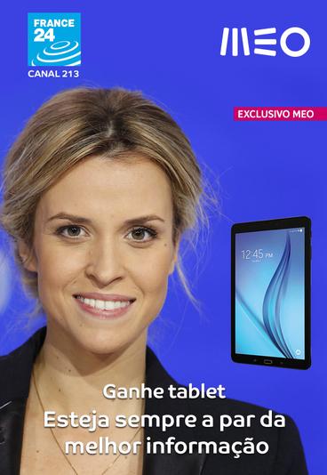 Ganhe um dos 3 tablets que temos para oferecer